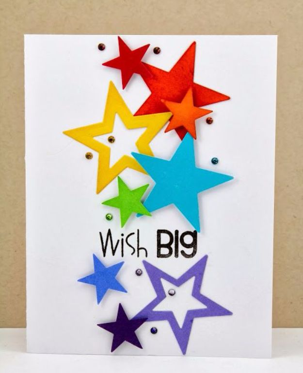 handmade birthday card ideas for boys ; Wish-Big-Birthday-Card