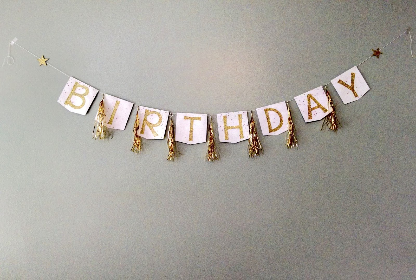 hanging birthday banner ; Super%252BCute%252BBirthday%252BBanner