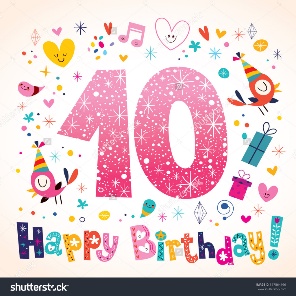 happy 10th birthday ; happy%252010th%2520birthday%2520clipart%2520;%2520best-of-happy-10th-anniversary-clip-art-40-of-happy-10th-birthday-images