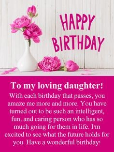 happy 13th birthday daughter ; 13th-birthday-cards-luxury-pink-flower-happy-birthday-card-for-daughter-this-feminine-of-13th-birthday-cards