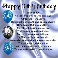 happy 16th birthday son ; 2914b36a72a73086092ff11cae84f075--brother-gifts-birthday-blessings