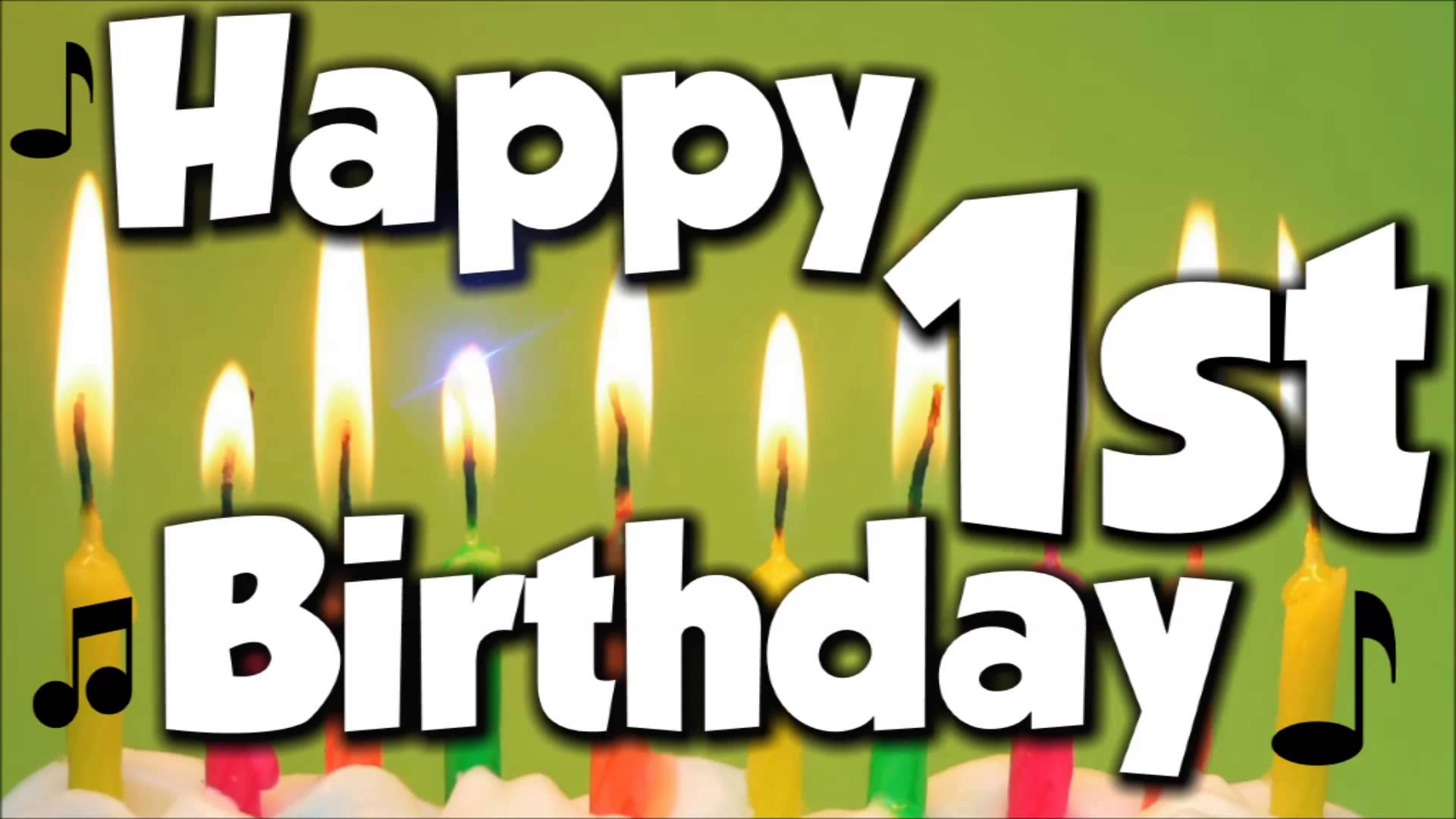 happy 1st birthday images ; maxresdefault