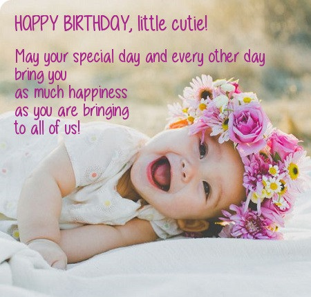 happy 1st birthday message for daughter ; 1st-Birthday-Wishes-for-Daughter