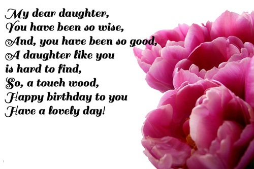 happy 1st birthday message for daughter ; Happy-Birthday-Wishes-For-my-daughter678