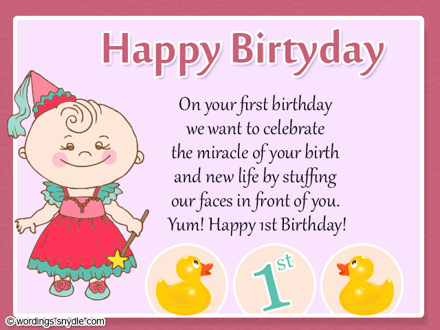 happy 1st birthday message for daughter ; happy-1st-birthday-wishes-inspirational-lovely-happy-first-birthday-wishes-to-my-daughter-mccarthy-travels-of-happy-1st-birthday-wishes-2