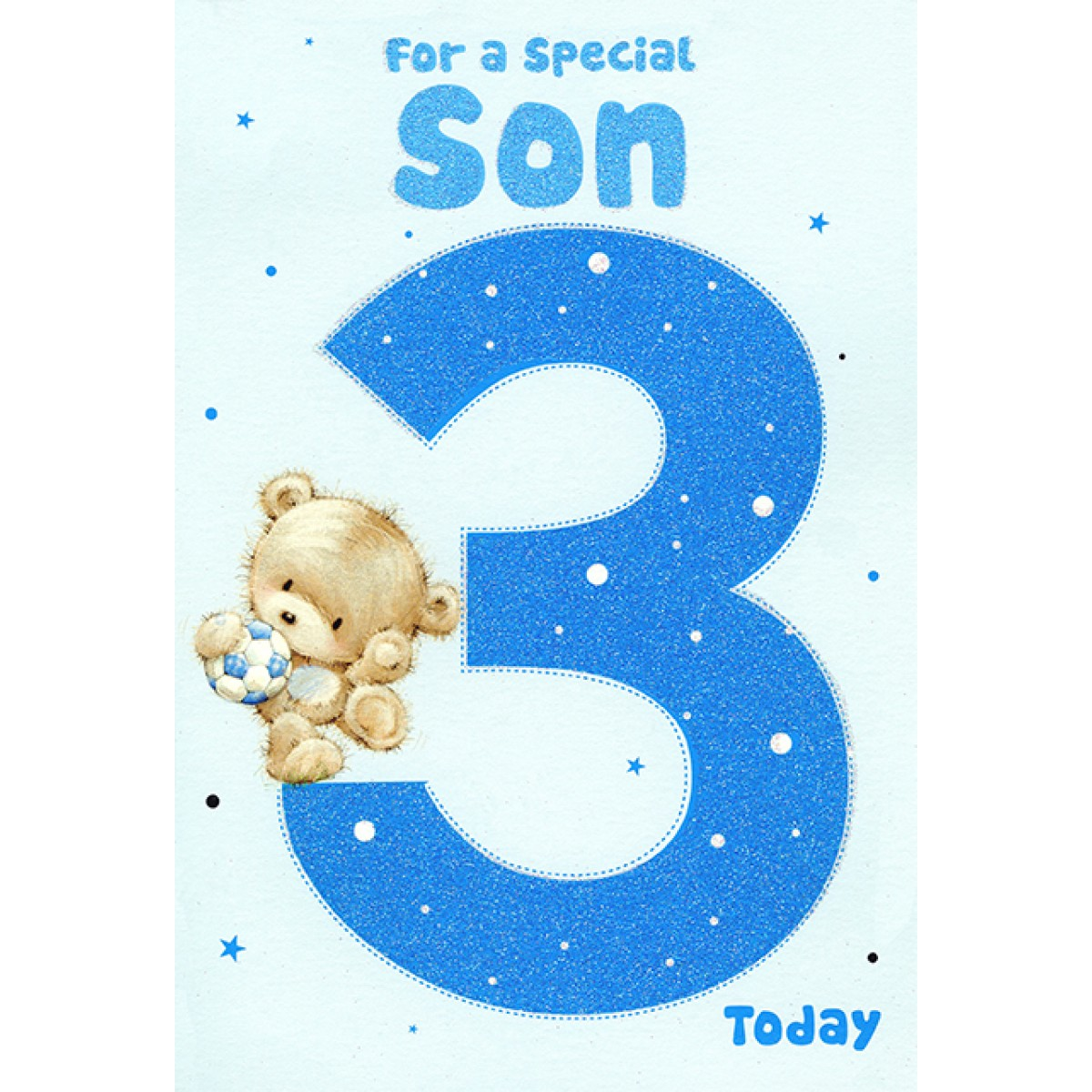 happy 3rd birthday message to my son ; 7810