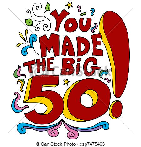 happy 50th birthday clip art ; 50th-birthday-clipart-you-made-the-big-50-an-image-of-a-50th-happy-birthday-vectors-clipart