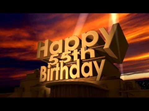 happy 55th birthday images ; hqdefault