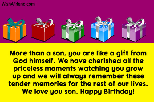 happy 5th birthday to my son message ; 1027-son-birthday-wishes