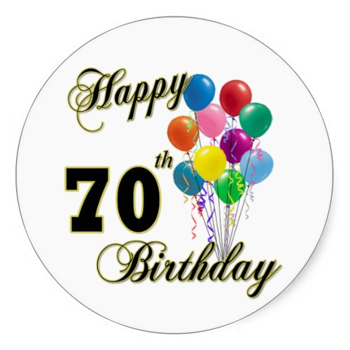 happy 70th birthday ; 4b03433c70e44182d5212b1c55a6fb80