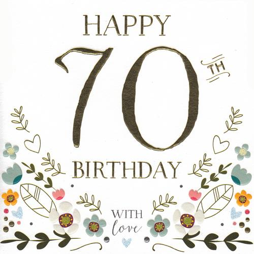 happy 70th birthday ; happy-70th-birthday-card