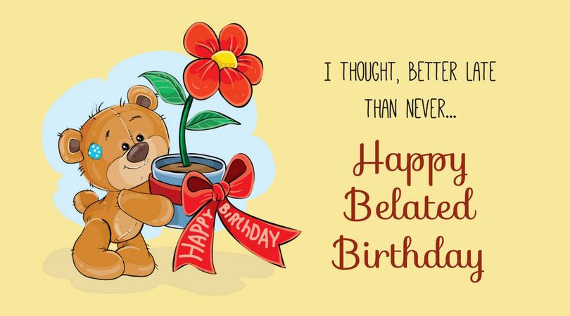 happy belated birthday sister ; Cute-card-with-belated-birthday-wishes