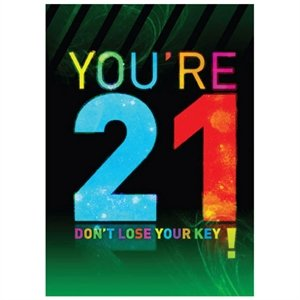 happy birthday 21 years old card ; happy-birthday-21-years-old-card-dont-lose-your-key