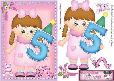 happy birthday 5 year old ; cup432786_1398