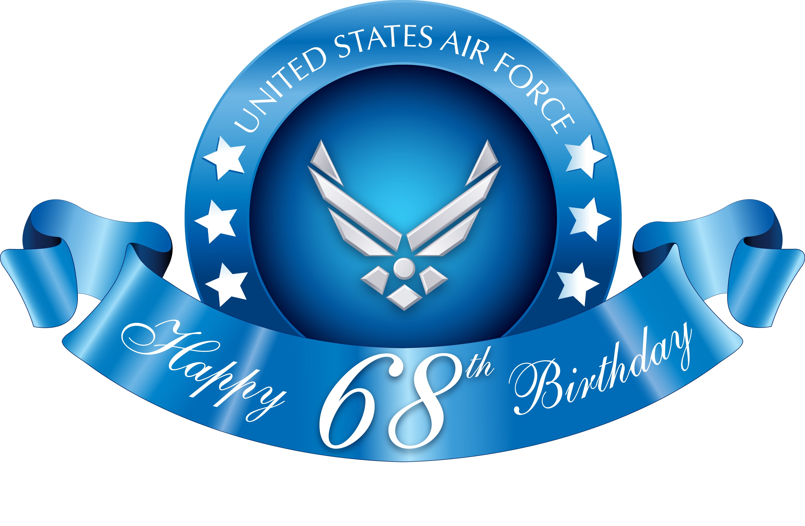 happy birthday air force ; AFG-150913-001