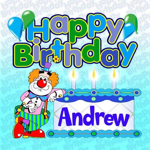 happy birthday andrew ; 610ubVCHdvL