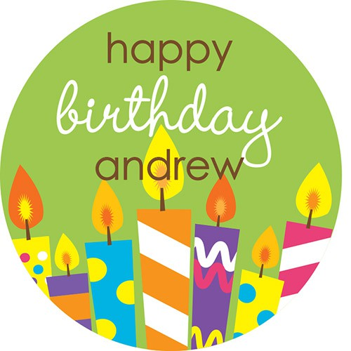happy birthday andrew ; BD01