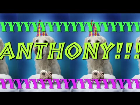 happy birthday anthony images ; hqdefault