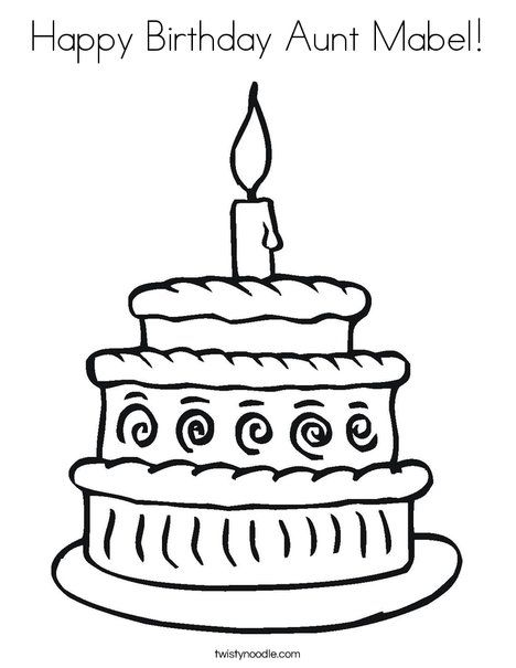 happy birthday aunt coloring pages ; f20699e1b25062102b1131bdd9364170