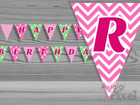 happy birthday banner for girl ; 5a3c64c7922e0f2421b16b20ca6c9c8e