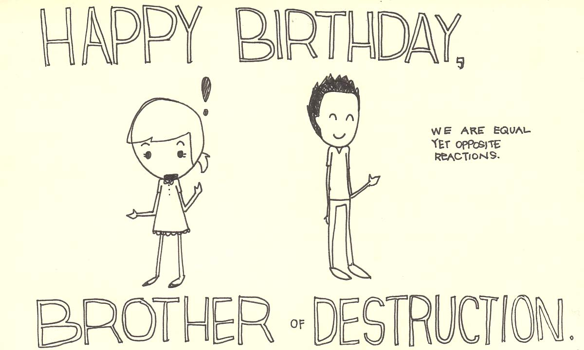 happy birthday brother humor ; Happy-Birthday-Brother-Destruction