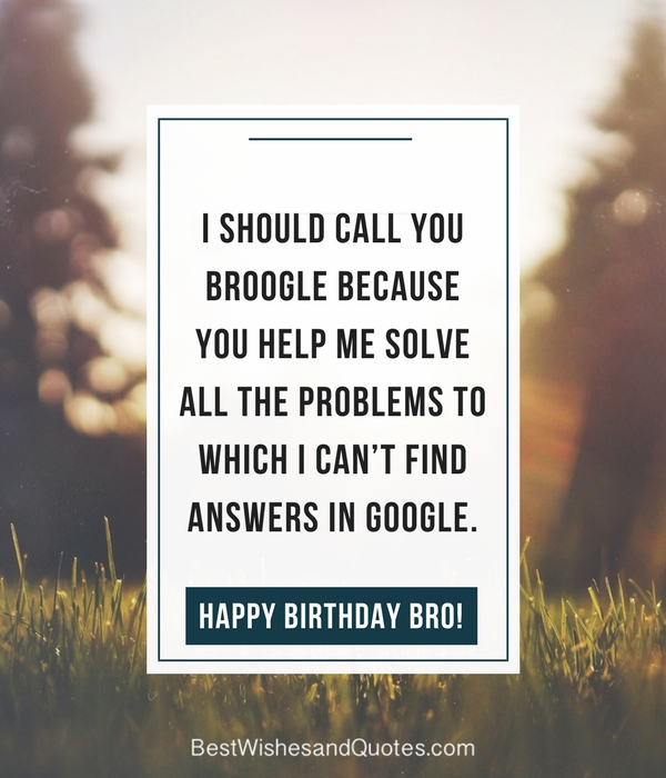happy birthday brother humor ; happy-birthday-brother-funny