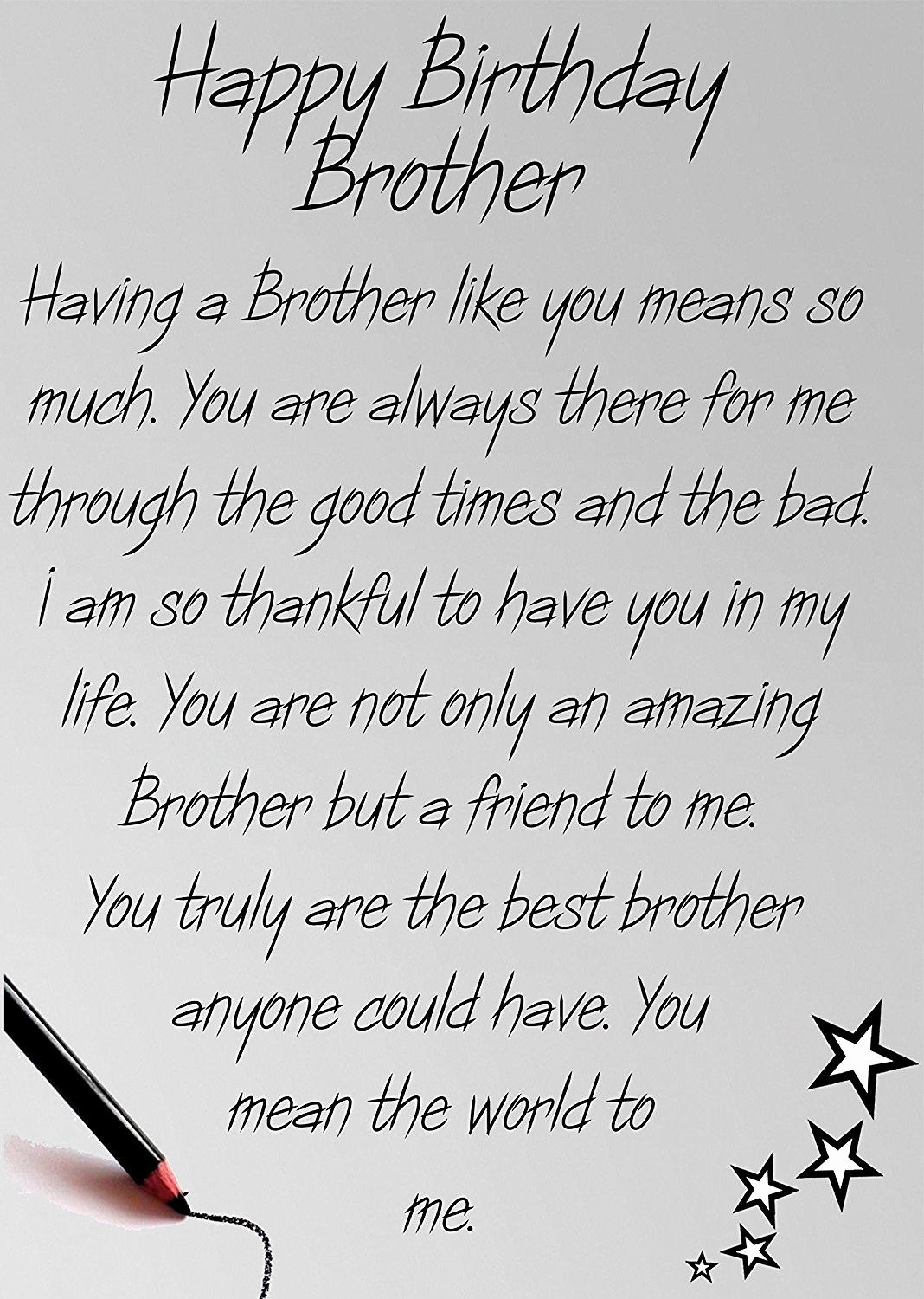 happy birthday brother letter ; birthday-cards-for-brothers-inspirational-brother-birthday-card-brother-happy-birthday-amazon-of-birthday-cards-for-brothers