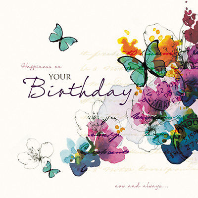 happy birthday butterfly card ; happy-birthday-card-bright-butterflies-flowers-size-6