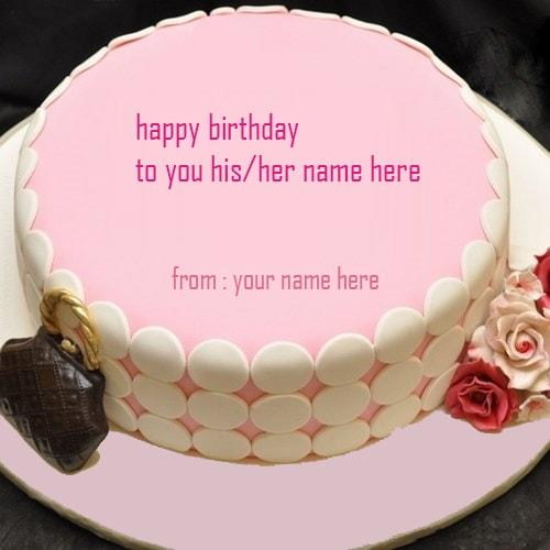 happy birthday cake with edit name ; pink-birthday-cakes-for-girl-name-editor1475419420