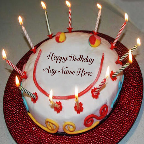 happy birthday cake with name wallpaper ; 1460126204_26368242