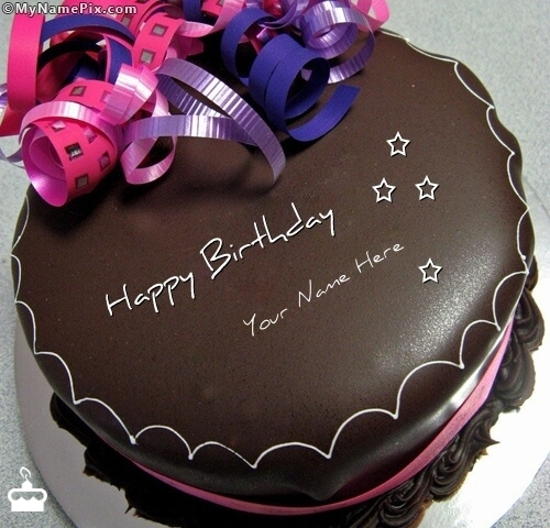 happy birthday cake with name wallpaper ; 5