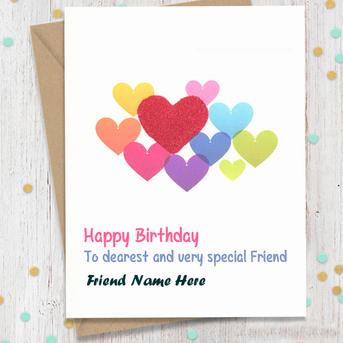 happy birthday card for best friend with name ; 1457795265_30497799