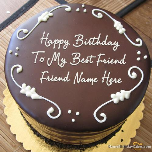 happy birthday card for best friend with name ; 49fc35e3c8f908f701aae010a6f0f4ba