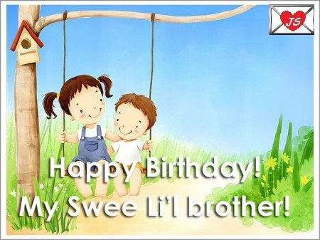 happy birthday card for brother from sister ; Cute-brother-and-sister-swinging-happy-birthday-card