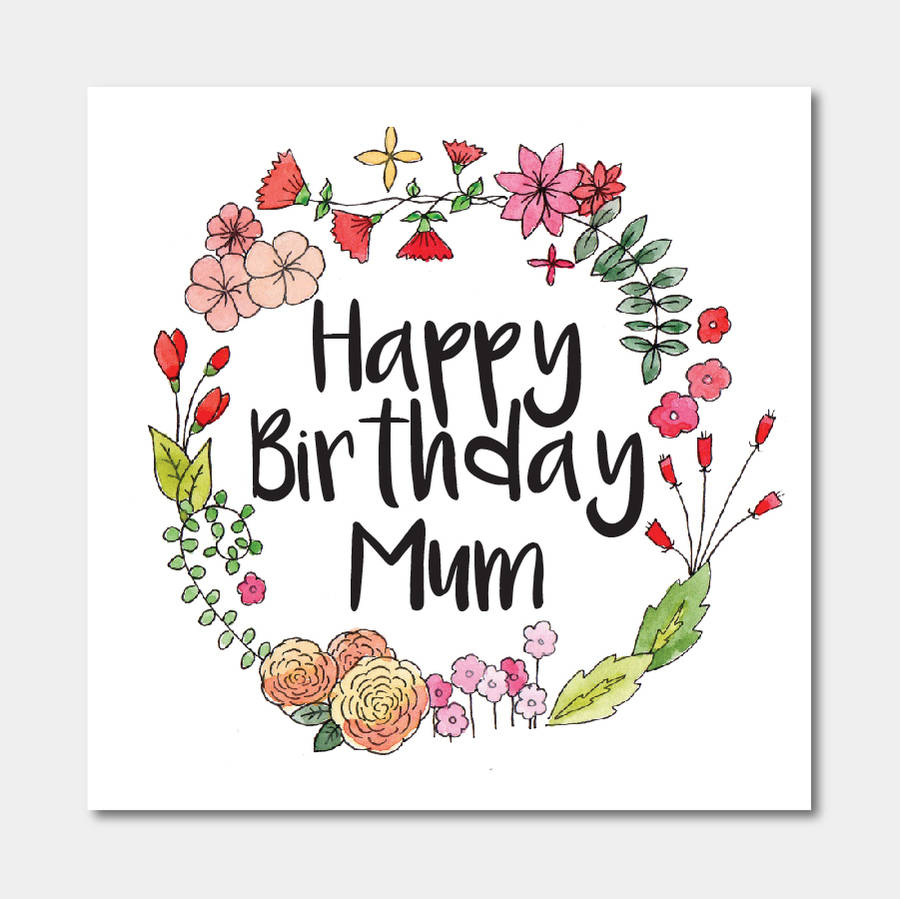 happy birthday card for mother ; charming-happy-birthday-mom-cards-7-card-2-paper-crafts