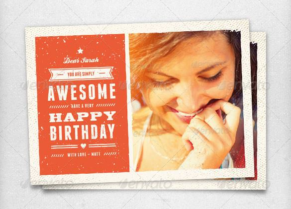 happy birthday card photoshop ; Beautiful-Vintage-Birthday-Card-PSD-EPS-Format