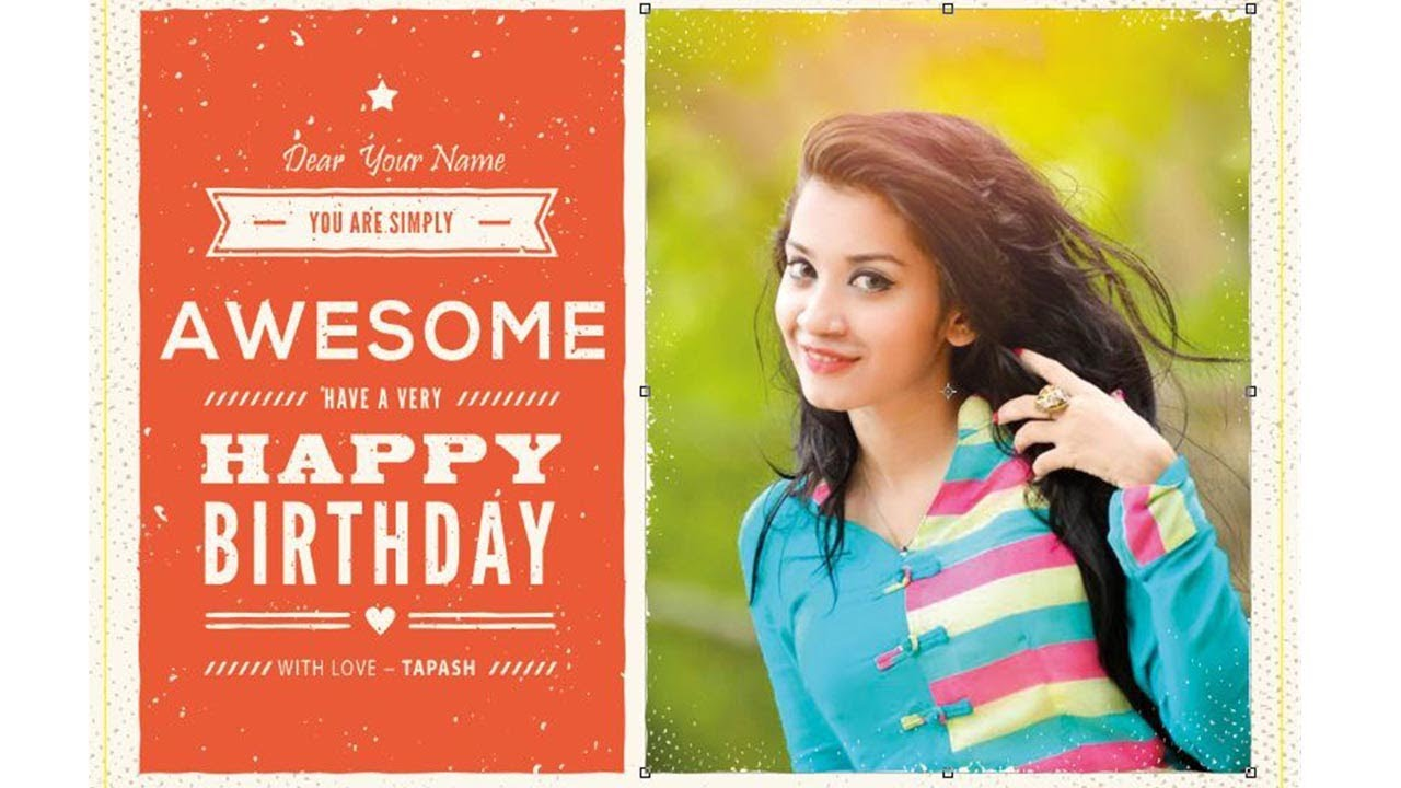 happy birthday card photoshop ; maxresdefault-2