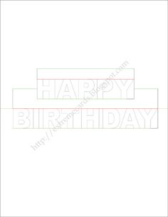 happy birthday card trick revealed ; 24e752e81208584e47e628f729c22743--birthday-card-template-birthday-cards