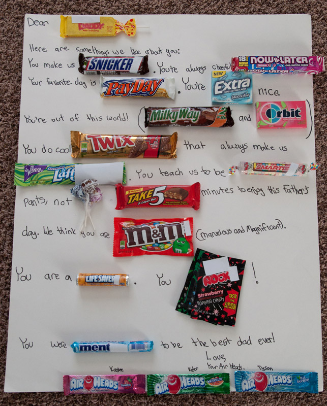 happy birthday card using candy bars ; CandyBar-7edit