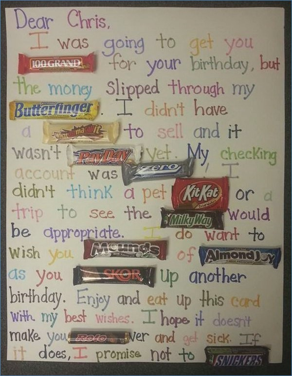 happy birthday card using candy bars ; candy-bar-poster-birthday-card-bar-poster-of-happy-birthday-candy-bar-card