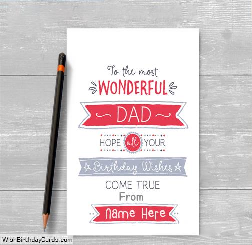 happy birthday card with name online ; wonderful-dad-happy-birthday-cards-with-name1327