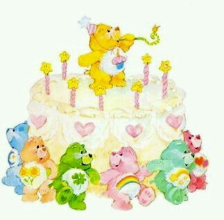 happy birthday care bear ; 53192a160d8f65c3aa04bc6c6833f8d4