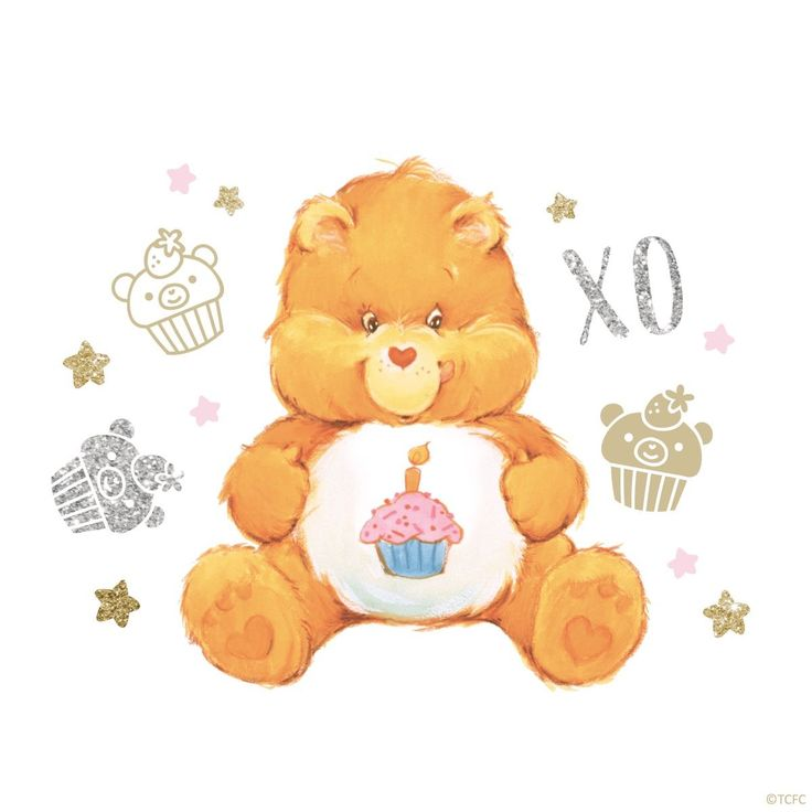 happy birthday care bear ; 6f1c2104e1fb6d8ac1df21147b867ed5--care-bear-birthday-happy-birthday