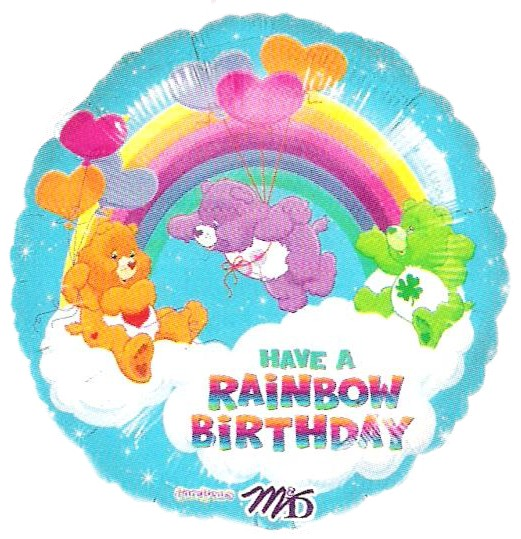 happy birthday care bear ; HBCareBears