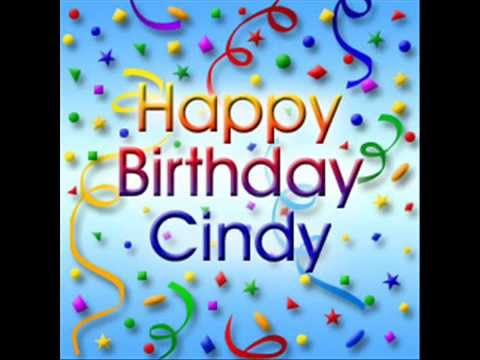 happy birthday cindy images ; hqdefault