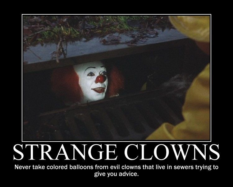 happy birthday clown meme ; lovely-clown-happy-birthday-meme-funny-clown-memes-google-search-scary-movie-humor