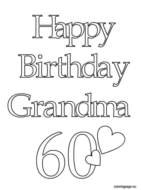 happy birthday coloring books ; 60th-birthday-coloring-pages-happy-birthday-grandma-60-coloring-page-free