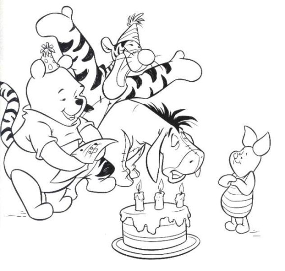 happy birthday coloring books ; pooh-birthday-coloring-pages-winnie-the-pooh-happy-birthday-coloring-pages-disney-00-ideas