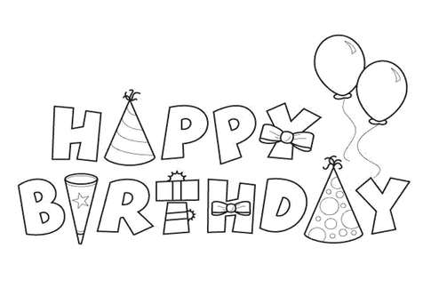 happy birthday coloring pages for girls ; happy-birthday-coloring-pages-for-adults-best-coloring-page-site-476x333