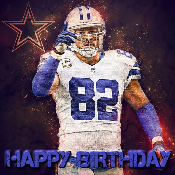 happy birthday cowboys fan ; CEWfxTiWEAAs6p9